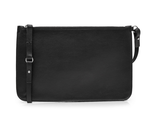 masion margiela shoulder clutch