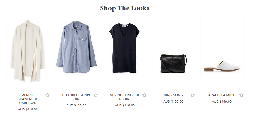 shop the looks 1 trenery