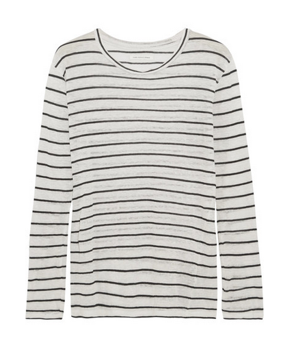 isabel marant stripe top