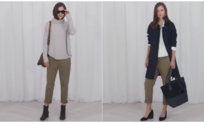 trenery chinos video two ways