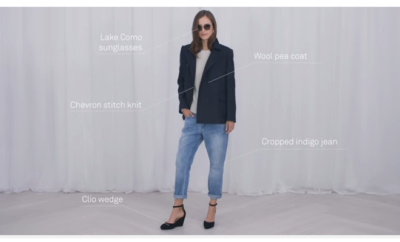 trenery shop the peacoat main