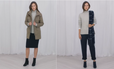 two ways with a roll neck trnery fifi tv