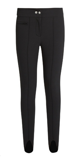 stirrup pants black matches