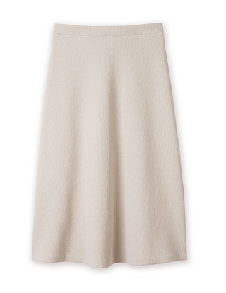 country road white a line skirt
