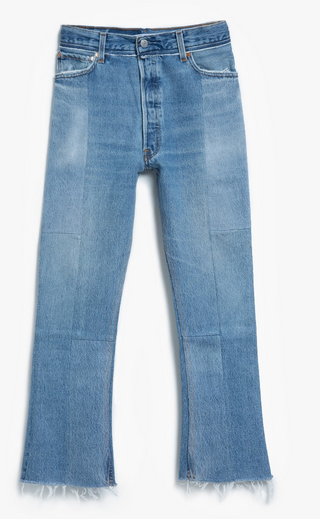 semaed high rise frayed jeans need supply