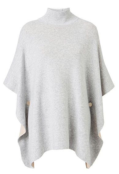 witchery reversible sweater poncho