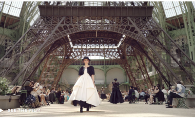 chanel video haute couture july 17