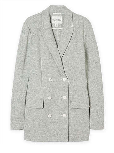 grey blazer DB c road