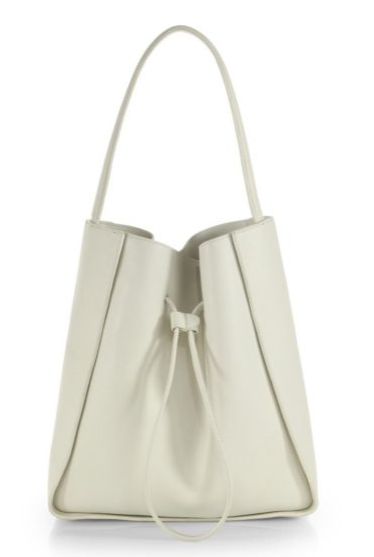 philip lim white buket bag onsale