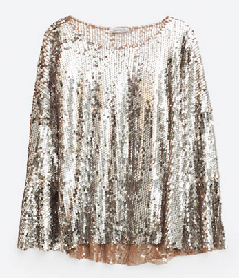 Party Dressing Sequins Gold Silver The Fifi Report